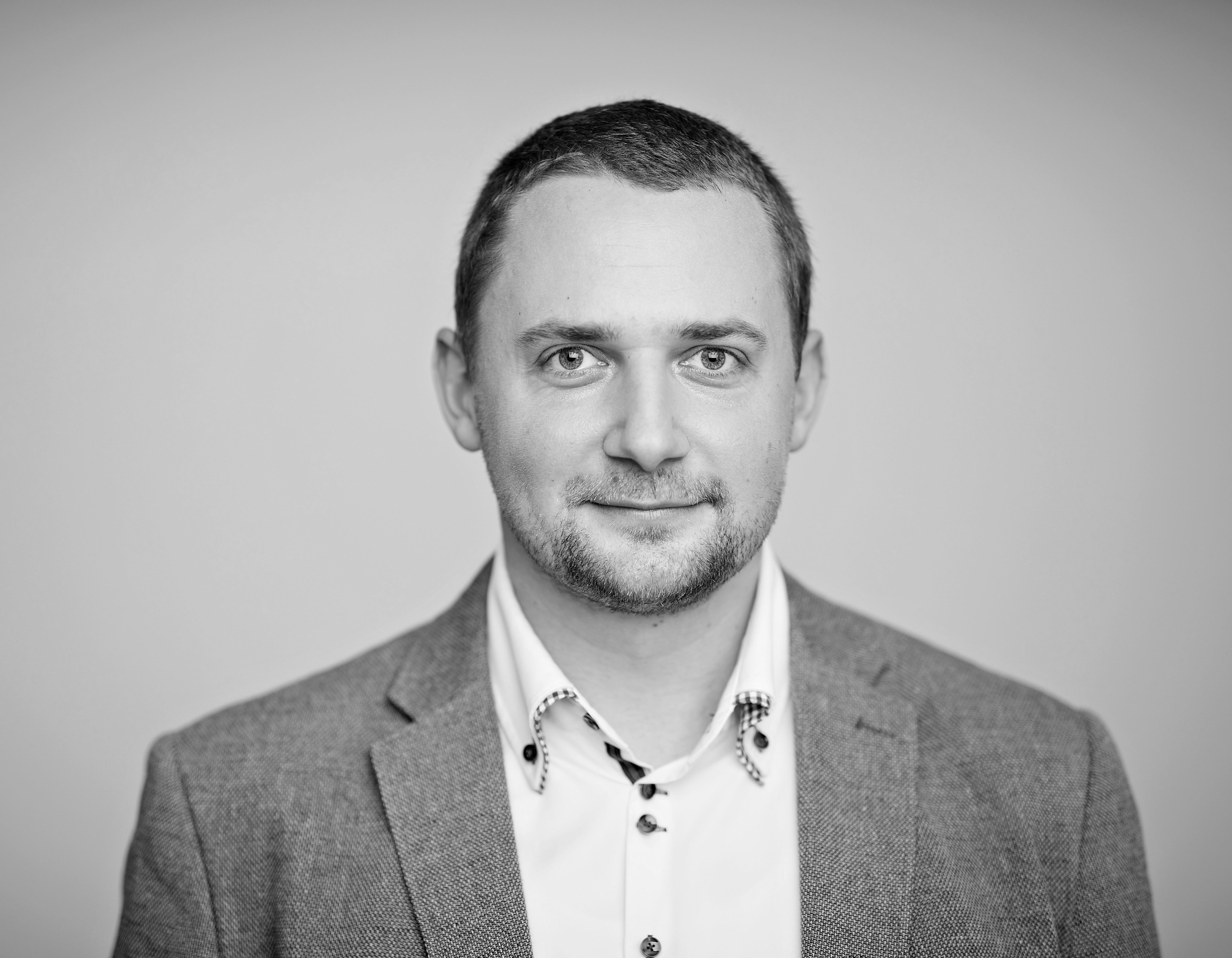 Jakub Heikenwälder, místopředseda Rady ČTK.